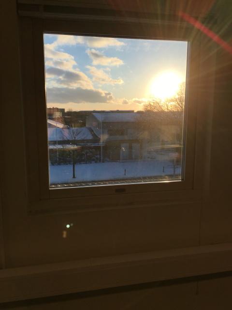 Friskis Vinter Lund Sol