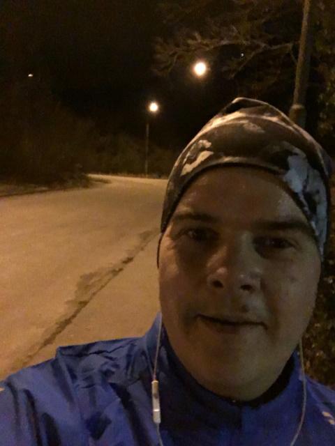 En kvällstur i löparskorna