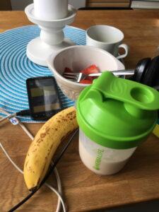 Protein och C Vitamin boost