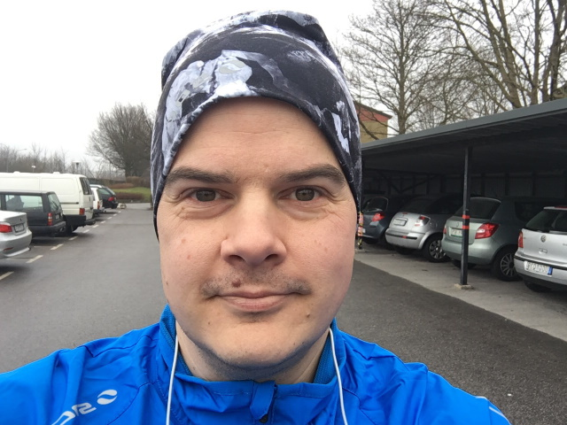 Långfredag och löpning
