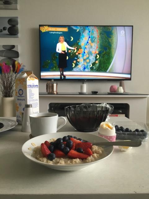 Långfredags frukost