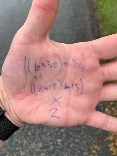 Ingen matematiker